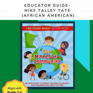 Educator Guide Mike Tate African American