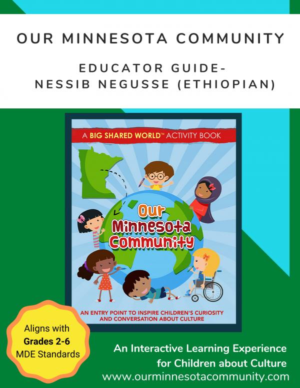 Educator Guide Nessib Negusse Ethiopian