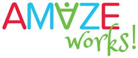 Amaze-works logo